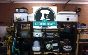 Kitchen-Library